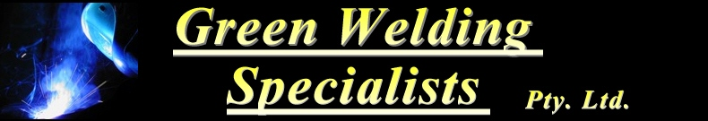 Green Welding Specialists Pty Ltd